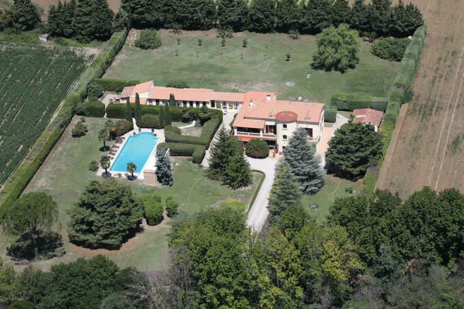 Villa liberty entraigues sur la sorgue provence cote - La table d or entraigues sur la sorgue ...